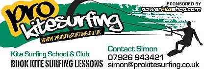 Pro Kite Surfing North Wales