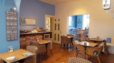 Relax in our Breakfast area